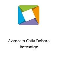 Avvocato Catia Debora Rozzanigo
