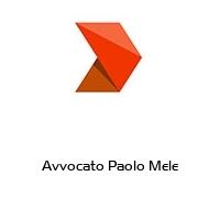 Avvocato Paolo Mele