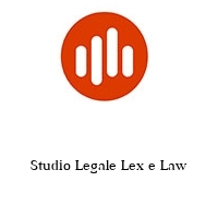 Studio Legale Lex e Law