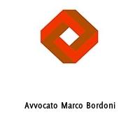 Avvocato Marco Bordoni