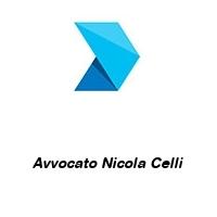 Avvocato Nicola Celli