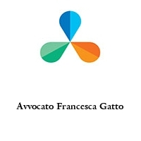 Avvocato Francesca Gatto