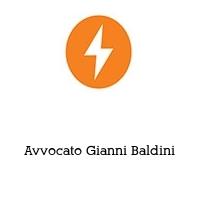 Avvocato Gianni Baldini