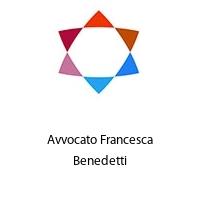 Avvocato Francesca Benedetti