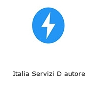 Italia Servizi D autore