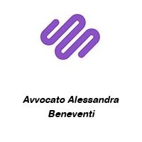 Avvocato Alessandra Beneventi