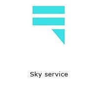 Sky service