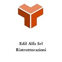 Edil Alfa Srl Ristrutturazioni