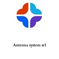 Antenna system srl