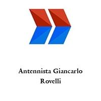 Antennista Giancarlo Rovelli