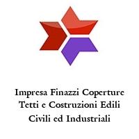Impresa Finazzi Coperture Tetti e Costruzioni Edili Civili ed Industriali