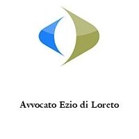Avvocato Ezio di Loreto