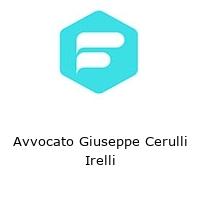 Avvocato Giuseppe Cerulli Irelli