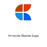 Avvocato Donato Lupo