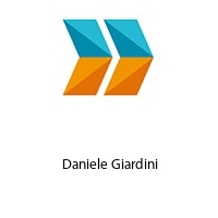 Daniele Giardini