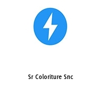 Sr Coloriture Snc