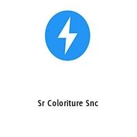 Sr Coloriture Snc