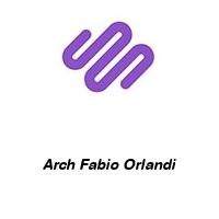 Arch Fabio Orlandi