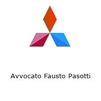 Avvocato Fausto Pasotti