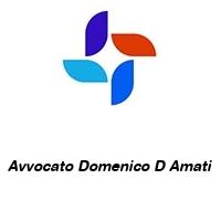 Avvocato Domenico D Amati