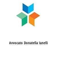 Avvocato Donatella Ianelli