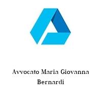 Avvocato Maria Giovanna Bernardi