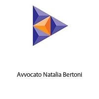 Avvocato Natalia Bertoni