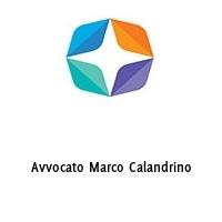 Avvocato Marco Calandrino