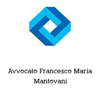 Avvocato Francesco Maria Mantovani