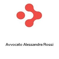 Avvocato Alessandra Rossi