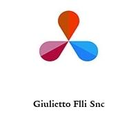 Giulietto Flli Snc