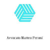 Avvocato Matteo Peroni