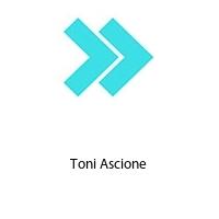 Toni Ascione