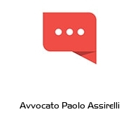 Avvocato Paolo Assirelli