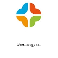 Biosinergy srl