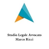 Studio Legale Avvocato Marco Ricci