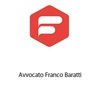 Avvocato Franco Baratti