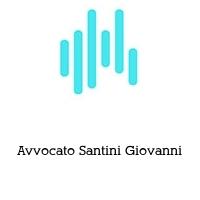 Avvocato Santini Giovanni