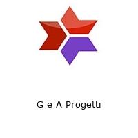G e A Progetti