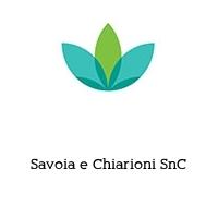 Savoia e Chiarioni SnC