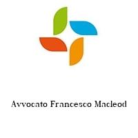 Avvocato Francesco Macleod