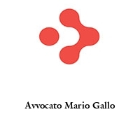 Avvocato Mario Gallo