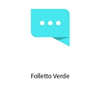 Folletto Verde