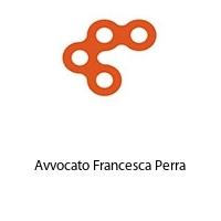 Avvocato Francesca Perra