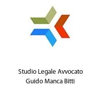 Studio Legale Avvocato Guido Manca Bitti