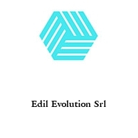 Edil Evolution Srl