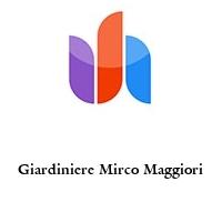 Giardiniere Mirco Maggiori