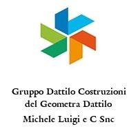 Gruppo Dattilo Costruzioni del Geometra Dattilo Michele Luigi e C Snc