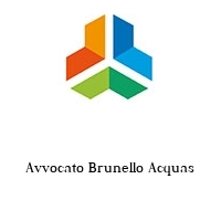 Avvocato Brunello Acquas