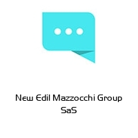 New Edil Mazzocchi Group SaS